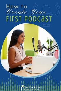Staying connected with your clientbase should be a priority in maintaining a successful business. Podcasts offer an effective medium to market your business while creating a familiar rapport with the customer. For strategies on creating your own podcast and content, take a quick gander at our blog. Find the resources that will help you reach your clients. #podcast #blog #businesstips #ontariobusinesscentral #marketing #advertising