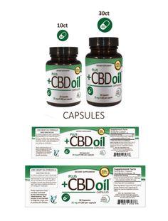 10 and 30 count PlusCBD Capsules - 52%-56% off! https://pluscbdoil.com/product-category/capsules/
