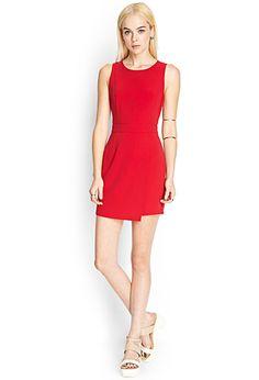 Wrap Shift Dress   FOREVER 21 - 2000105262
