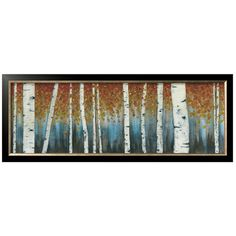 Love love love birch trees.... Reminds me of growing up in PA.
