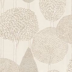 Silhoutte Wallpaper from the Harlequin Boutique Collection.  Will be used on 1 wall.