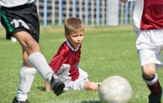 Think twice about letting your child headbutt the ball in soccer...