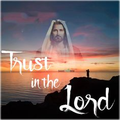 God and Jesus Christ:Trust in the Lord. Lord And Savior, God Jesus, Jesus Christ Quotes, My Salvation, Gods Grace, Religious Quotes, Spiritual Inspiration, God Is Good, Bible Scriptures