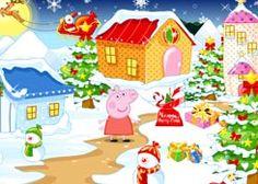 JuegosdePeppaPig.es - Juego: Navidades Peppa Pig - Jugar Online Gratis