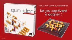 Sur Gulli des jeux de société Quoridor à gagner Monopoly, Games, I Win, Board Games, Pageants, Gaming, Toys