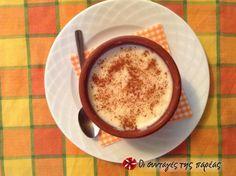 Ρυζόγαλο+με+ζαχαρούχο+γάλα+#sintagespareas