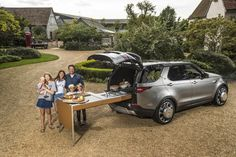 Land Rover Gives Celebrity Chef Jamie Oliver the Ultimate Kitchen on Wheels | American Luxury