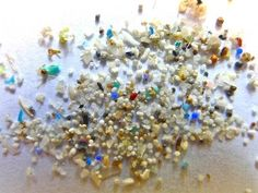 Over 800 trillion microbeads enter US wastewater daily