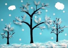 I miei lavori Winter Activities For Kids, Winter Crafts For Kids, Winter Kids, W. Winter Activities For Kids, Winter Crafts For Kids, Winter Kids, Art Activities, Diy Crafts For Kids, Art For Kids, Easy Toddler Crafts, January Crafts, Winter Art Projects