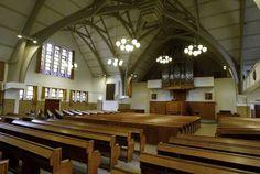Gereformeerde gemeente Rotterdam-Zuid (Mijnsherenplein)