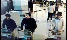 Autoridades belgas identificam dois responsáveis por ataques terroristas   Pedro Vedova