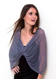 *3 Pack* Chiffon Infinity Shrugs- 5 colors available!