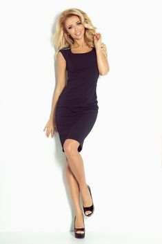 Elegant Dresses, Cute Dresses, Marine Uniform, Lingerie For Sale, Black Bodycon Dress, Long Sleeve Mini Dress, Navy Blue Dresses, Bleu Marine, Dance Outfits