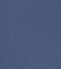Home Decor Solid Fabric-Waverly Circa Indigo