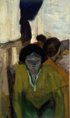 Among the Bay Area figurative painters, the impassioned works of Elmer Bischoff serve as a perfect counterpoint to the cool abstractions of Richard Diebenkorn. Richard Diebenkorn, Wayne Thiebaud, David Park, Bay Area Figurative Movement, Expressionist Artists, Expressionism, Post Impressionism, Abstract Painters, Figure Painting