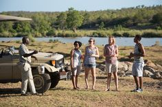 Sundowner snacks next to the Olifants River Kruger National Park, National Parks, Tourism Marketing, River Lodge, South Africa, Safari, Monster Trucks, In This Moment, Snacks