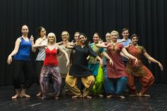 Workshop: Rama Vaidyanathan | Brave Festival 2014 Sacred Body, phot. Mateusz Bral