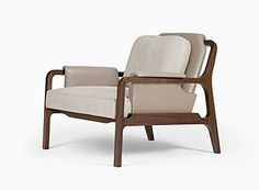 CASTE Design: Fergus Lounge Chair