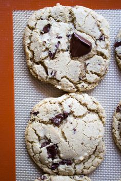 A full post of our favorite things to throw in that grocery cart while you're perusing the isles at our favorite neighborhood grocery store, Trader Joe's. American Cookie, Butter Chocolate Chip Cookies, Looks Yummy, Brown Butter, Cookie Jars, Grocery Store, Delish, Cool Things To Buy, Chips