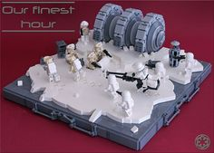 The Empire's Finest Hour by I Scream Clone, via Flickr