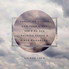 Salmos 130:5