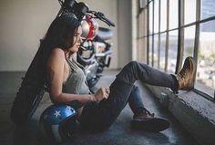 forthefreshkids - theridersclub: Novidades por vir… #motorcycle...