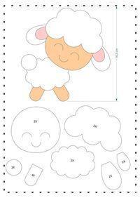 Ideas For Craft Animal Templates Felt Animal Patterns, Quiet Book Patterns, Stuffed Animal Patterns, Animal Templates, Felt Templates, Quiet Book Templates, Applique Patterns, Craft Patterns, Felt Diy