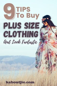 It no longer has to be hard to buy plus size clothing, here are some tips for plus size shopping to make it easy and fun. @superbalist #PlusSize #PlusSizeClothing
