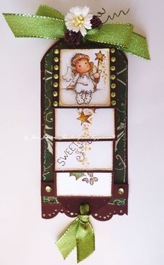 Jane's Lovely Cards: Magnolia-Licious Blog Hop