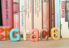 Image of Mini Wooden Words