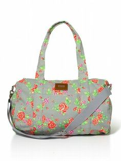 Victoria's Secret PINK Mini Duffle Bag #VictoriasSecret http://www.victoriassecret.com/pink/accessories/mini-duffle-bag-victorias-secret-pink?ProductID=67667=OLS?cm_mmc=pinterest-_-product-_-x-_-x  Another cute one . <3