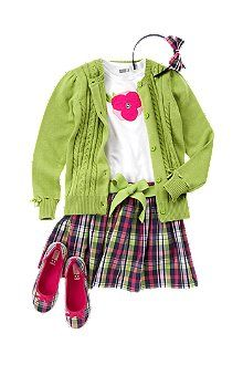 A+ Fashion girls outfit by Crazy8!