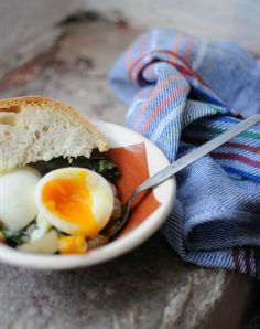 The Perfect Soft-Boiled Egg | via Frolic!