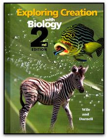 Apologia Biology 2nd Edition Editable Schedule