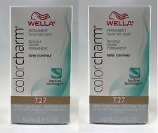 item 2 - Wella Color Charm T10,T11,T14,T15,T18,T27,T28,T35,050,20 Developer-Choose Color