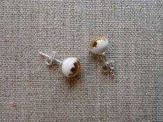 Lustre Dip boucles d'oreilles par andODesign sur Etsy, $45.00
