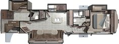 Another new floorplan from Highland Ridge RV! This new Mesa Ridge Fifth Wheel has a sleeping capacity of 8. This 2 bedroom, 1-1/2 bath layout has plenty of room for your family and friends. Now available to order. Take a tour here: http://us10.campaign-archive2.com?u=0cafd5e25418deaada5f9f08e&id=50ade7ba33&e=b2132afc69