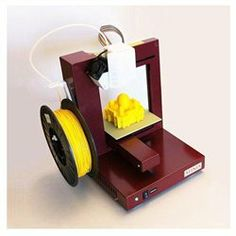 Science Tech — Absolutely Prehistoric   Stars and Dinosaurs   Science   Science Gifts and Electronics: Afinia H-Series 3D Printer $1,599.00