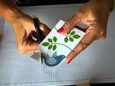 Simply Simple FLASH CARD Betsy's Blossom by Connie Stewart  simplysimplestamping.com