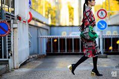 Le 21ème / Kozue Akimoto | Paris  // #Fashion, #FashionBlog, #FashionBlogger, #Ootd, #OutfitOfTheDay, #StreetStyle, #Style