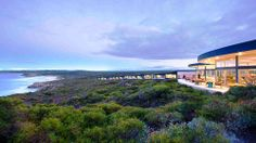 This place has been featured on so many shows. The food is amazing and the views spectacular. Australia Tourism, Kangaroo Island, Future Travel, Country Roads, Mansions, Live, House Styles, Amazing, Places
