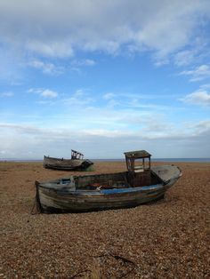 Fishing Boats. Our Family Day Out at magical Dungeness in Kent                                                                                                                                                                                 More
