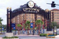 Uptown Altamonte Springs is destined to become a model of innovative, urban living. Florida City, Central Florida, Altamonte Springs Florida, Orlando Vacation, Spring Home, State Parks, Life Is Good, The Neighbourhood, National Parks