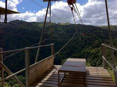 Riding the World's Highest Zipline in Puerto Rico