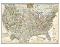 Buy Blank US Map With State Boundaries US Maps Pinterest Us - Buy us map