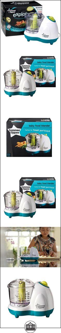 Tommee Tippee Explora Baby Food Blender  ✿ Seguridad para tu bebé - (Protege a tus hijos) ✿ ▬► Ver oferta: http://comprar.io/goto/B006PEBH5M