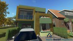 """Planos de Casas - Proyecto de Arquitectura """"Coral Australiano"""""""