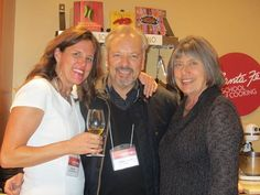 Good friends and great chef, John Sedlar, taught the first class in our new facility in September of 2012, and came back to Santa Fe for the first FUZE SW Festival.