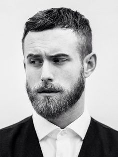 How To Style Men's Hair Fair The Ubiquitous Beard  Beauty Is Subjective  Pinterest  Short Hair
