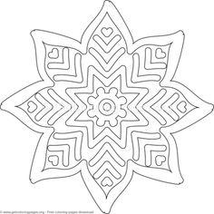 mandala coloring book – GetColoringPages.org
